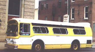 Wooster City Transit Flxible # 5